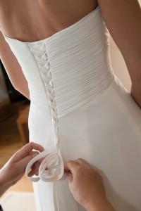 Hochzeit Brautkleid 1