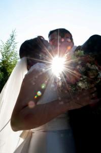 Hochzeit Paar  4548