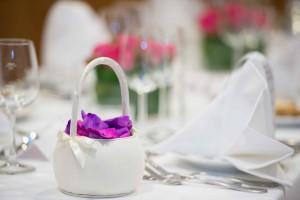 Hochzeit Tafeldekor  5608