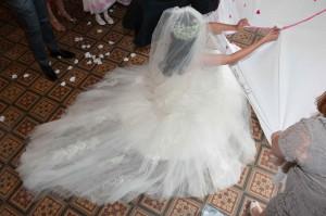 Hochzeit bride 2